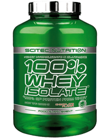 100% Whey Isolate 4,4 LB. | scitecnutrition.cl