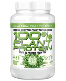 100% Protein Plant | scitecnutrition.cl