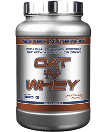 OAT N WHEY 3 LB | scitecnutrition.cl
