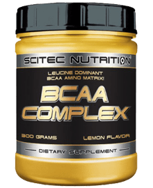 BCAA Complex - 300 grs. | scitecnutrition.cl