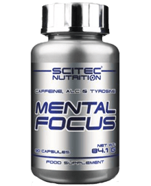 Mental Focus | scitecnutrition.cl