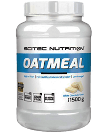 Oatmeal 1.500 grs | scitecnutrition.cl