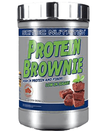 Protein Brownie | scitecnutrition.cl