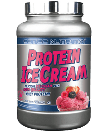 Protein Ice Cream | scitecnutrion.cl