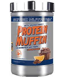 Protein Muffin | scitecnutrition.cl