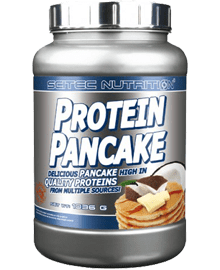 Protein Pancake | scitecnutrition.cl