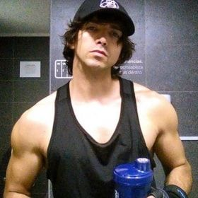 Francisco Chavez (Club Scitec) | scitecnutrition.cl
